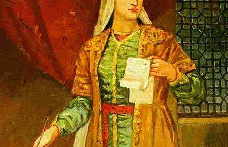 مهستی، از بزرگان فراموش شده تاریخ ادبیات پارسی