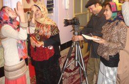 علاقمندی بانوان به تئاتر و سینما در هرات