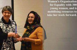 نقش نمادین زنان در روند صلح، برنامه دولت است