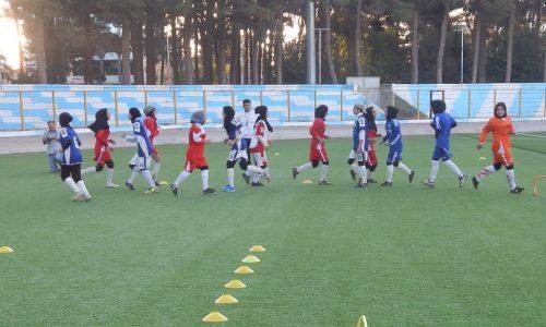 رشد  فوتبال بانوان در هرات