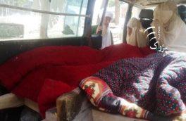 یک زن و شوهر در ولایت بغلان کشته شده اند