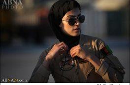 نیلوفر رحمانی در امریکا درخواست پناهنده گی داد