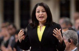 مریم منصف به عنوان وزیر زنان کانادا تعیین شد