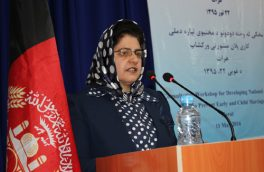 معین وزارت اموز زنان :زنان جرات شکایت از آزار جنسی را ندارند