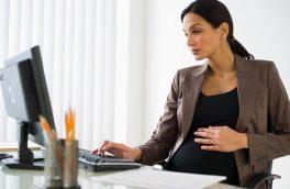 زایمان زنان شاغل و دغدغه از دست دادن شغل