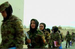 شمار داوطلبان زن برای پیوستن به ارتش افغانستان دو برابر شده است