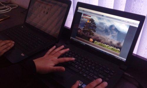 دختران هراتی و ساخت بازیهای کامپیوتری