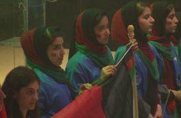 گروه رباتیک افغان در صدر فهرست رقابت کنندهگان قرار دارد