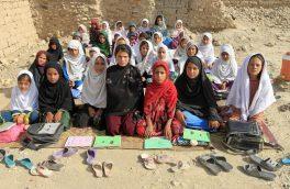 دختران افغانستانی در رویای آموزش
