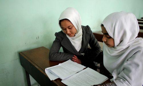 دانشآموزان برتر مکاتب دخترانه و حکایت از دستآوردها