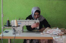 صفا؛ کارگاهی برای آموزش حرفههای مختلف زنانه