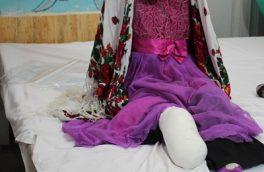 ارایه خدمات طبی صلیب سرخ برای بانوان معلول