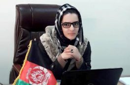 ملیحه حامدی: برای دسترسی به عدالت باید مبارزه کرد
