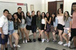 اعتراض به مینیژوپ در دانشگاهی در کلمیبا