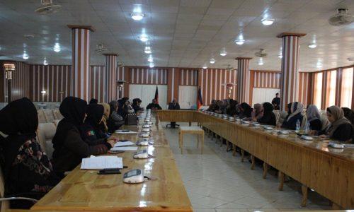 حمایت زنان هرات از پروژۀ تاپی