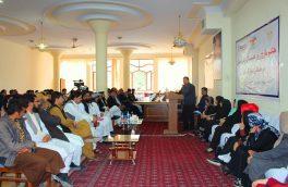 تلاشها برای سهم بیشتر زنان در شهرداری هرات