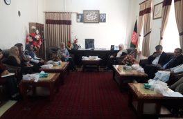 برگزاری ۶۹ مین جلسه منع خشونت علیه زنان در هرات