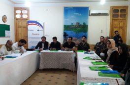 نشست مسوولان حقوق بشر دفتر یوناما با مدیران رسانهها و خبرنگاران