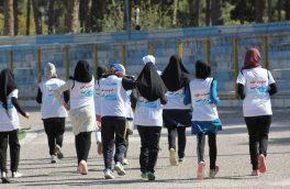 برگزاری مسابقهی دوش بانوان به هدف اعتراض در برابر خشونت