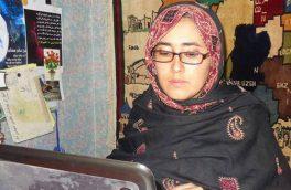 مریم  درانی: حضور زنان قندهار در فعالیتهای اجتماعی و سیاسی کمرنگ است