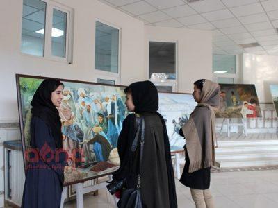 برگزاری نخستین جشنوارۀ نقاشی صلح