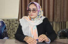 «زن افغانستان امروز، قربانی دوران تاریک طالبان نخواهد شد.»