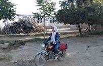 افزایش علاقهمندی دختران به استفاده از موتورسیکلت در جاغوری