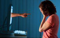خشونت بر زنان در فضای آنلاین