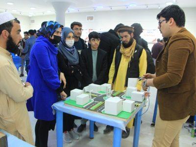 ابتکارات زنان در نمایشگاه مخترعین و مبتکرین