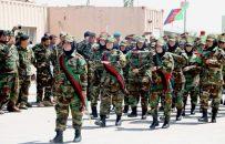 افزایش آمار نظامیان زن در هرات