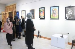 """نمایش محصولات بازرگانان زن در نمایشگاه """"توانمندی زنان افغان"""""""