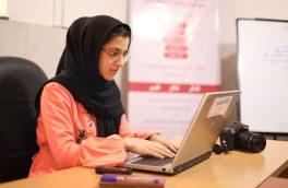 گزارش خبرگزاری بانوان افغانستان جز ده محصول برتر رسانهای