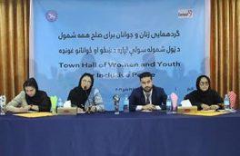 ناامیدیهای زنان و جوانان هرات از مذاکرات صلح در ترکیه