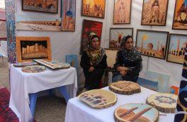 نمایشگاه صنایع دستی و آثار هنری سمپوزیم جهانی امیرعلی شیرنوایی