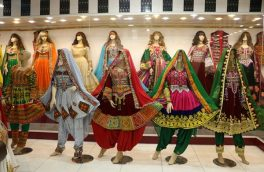 استفاده از لباسهای محلی؛ علاقهی زیاد زنان و احیای فرهنگ