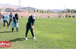 آغاز تمرینات تیم گلف هرات برای آمادگی در رقابتهای سال جاری