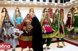 بازار بیرونق لباسهای محلی در هرات