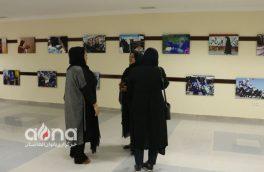 برگزاری نمایشگاه عکاسی حضور معنادار زنان در روند صلح
