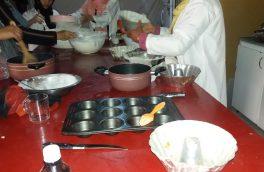 ایجاد کارگاه شیرینیپزی، تلاش زنان برای خودکفایی