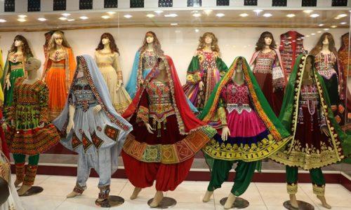 لباسهای محلی؛ هویت فرهنگی افغانستان