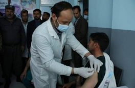 روند تطبیق ۷صدهزار واکسن کووید-۱۹ آغاز شده است