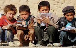 وزارت کار: ۶ میلیون کودک در افغانستان در معرض خطر اند