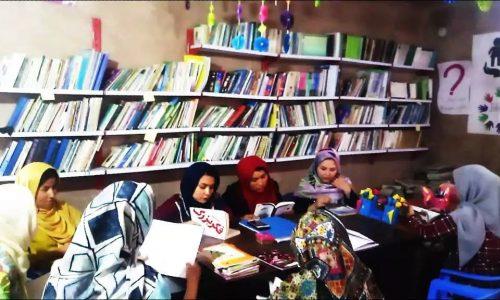 دختران خورشید، گروهی در تلاش ترویج فرهنگ کتابخوانی