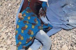 قتل یک زن جوان در شاهراه هرات_بادغیس