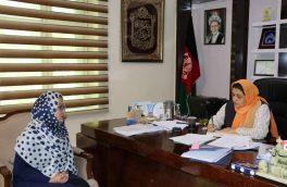 سرپرست وزارت امور زنان: همکاری با بیجاشدگان اولویت کاری ماست