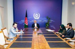 حنیف اتمر از شورای حقوق بشر سازمان ملل خواهان توقف حملات طالبان شد